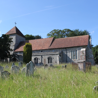 St. Anthony's Church Alkham